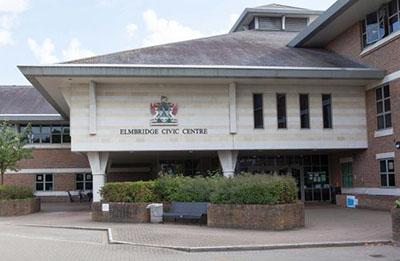 civic centre 400 - Elmbridge Council Grant For Online Ordering and E-Commerce