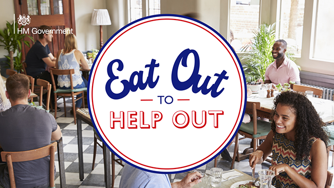 SocialPost EOTHO cafe 650 - Eat Out To Help Out - Registered Restaurants Near Hersham